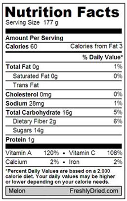 our-fruit-nutrition-label