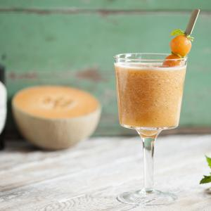Cantaloupe Summer Cocktail – California Cantaloupes