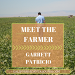 Meet the Farmer: Garrett Patricio