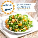 Cantaloupe Recipe Search Contest