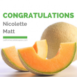 Cantaloupe Recipe Search Contest Winner