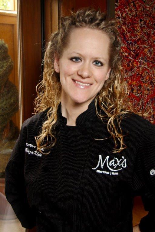 Max's Chef McKinzie Klein