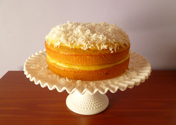 cantaloupe-cake-with-citrus-curd-and-coconut